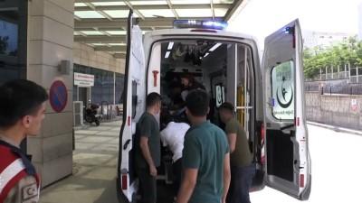 Siirt'te bulduğu cismin patlaması sonucu bir çocuk ağır yaralandı