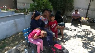 nani - 43 düzensiz göçmen yakalandı (2) - ÇANAKKALE
