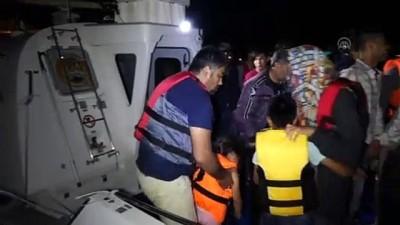 nani - 43 düzensiz göçmen yakalandı - ÇANAKKALE