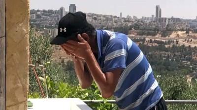 hapishane - Ayrım Duvarı'nın tecrit ettiği Filistinli aile hapis hayatı yaşıyor (1) - RAMALLAH