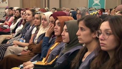 """multeci -  Bilal Erdoğan: """"Mülteci yardımları siyaset malzemesi haline getirilmeye çalışılıyor"""""""