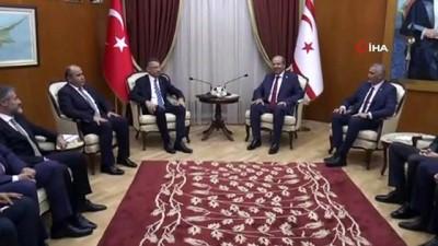 argo -  - Cumhurbaşkanı Yardımcısı Oktay'dan Doğu Akdeniz Mesajı