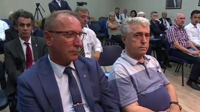 DSP il başkanları toplantısı - ANKARA