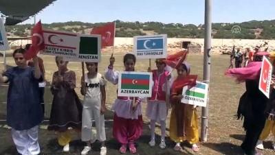Dünya Müslüman Türkleri Buluşma Şöleni - HATAY