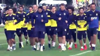 teknik direktor - Fenerbahçe'de yeni sezon hazırlıkları - DÜZCE