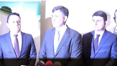 katar - Feyzioğlu: 'Reform sürecinin bir an önce kanunlaşmaya başlaması lazım' - KONYA