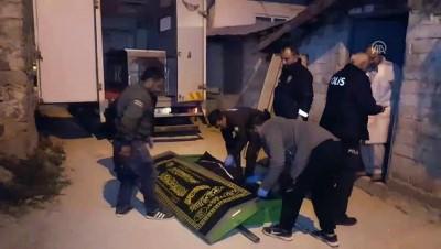 Gürcistan uyruklu kadın evinde ölü bulundu - AMASYA
