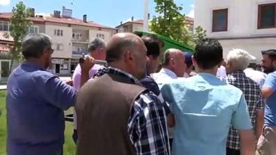 Muhsin Yazıcıoğlu'nun dayısı vefat etti - SİVAS