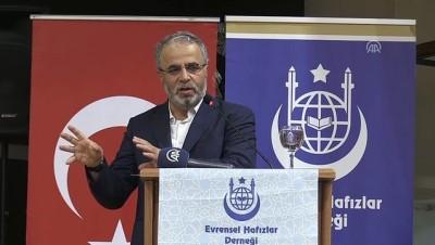 Siirt'te EHAD istişare toplantısı