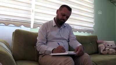SURİYE'DE İŞKENCE MAĞDURLARI REJİMİN ZİNDANLARINI ANLATIYOR - Yaşadığı işkenceleri kitapta toplamak istiyor - HATAY