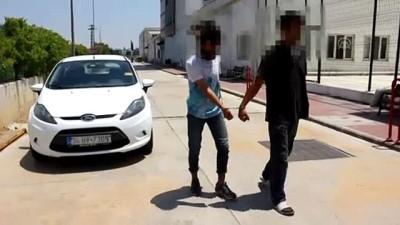 cinsel taciz - Trende cinsel taciz iddiasına tutuklama - ADANA