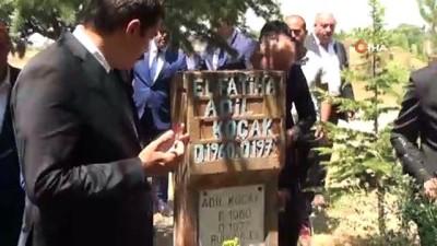 mustesna -  Ülkü Ocakları Genel Başkanı Ateş'ten Ahlat'a ziyaret