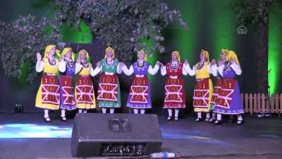 33. TUFAG Uluslararası Halk Dansları Festivali - YALOVA