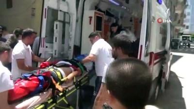 Apartmanın 6'ncı katından düşen öğretmen hayatını kaybetti