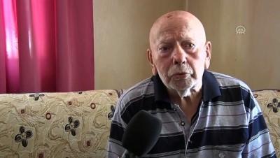 yasli adam - Aşhane personelinin dikkati yaşlı adamın hayatını kurtardı - MERSİN