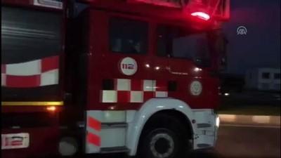 saglik ekibi - Azot fabrikasında patlama (1) - KÜTAHYA