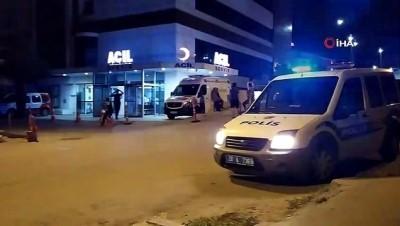 agir yarali - Cezaevinden izinli çıkıp cinayet isledi, 1 kişiyi de ağır yaraladı