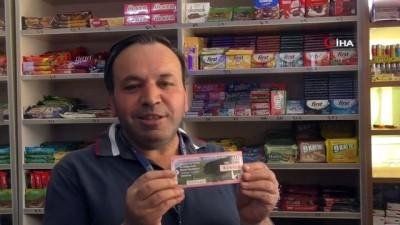 Ata'nın silueti Milli piyango biletlerine yansıdı