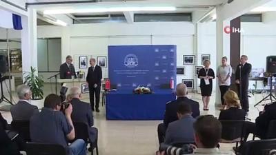uyusturucuyla mucadele -  - Bakan Soylu Hırvatistan'da - Soylu, Hırvatistan İçişleri Bakanı Davor Bozinovic ile görüştü