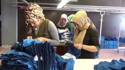 tekstil atolyesi - İŞKUR, Muş'ta 3 bin kişiyi işe yerleştirdi