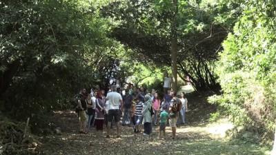 'Mitolojik ada'nın efsaneleri turistleri karşılıyor - GİRESUN