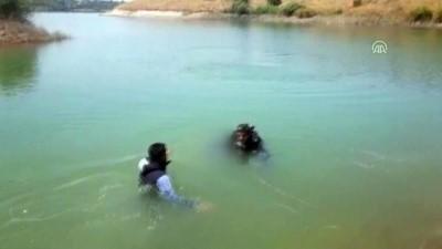 Serinlemek için baraja giren genç boğuldu - MALATYA