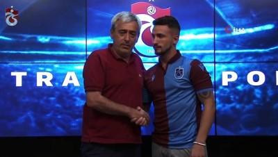 Trabzonspor'da Donis Avdijaj ve Ahmet Baha Bilgin ile sözleşme imzalandı