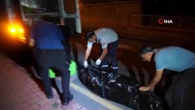 cenaze araci -  Ürgüp'te eski bir otelde ceset bulundu