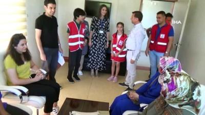 kan bagisi -  Adıyaman'da kan bağış kampanyası