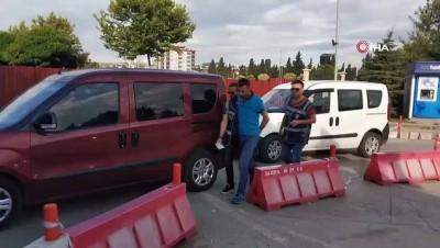yakalama karari -  Adliyede rüşvet operasyonu: 11 gözaltı