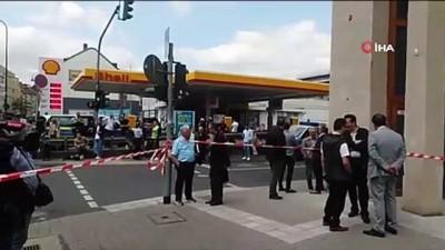 - Almanya'da DİTİB camisine bomba ihbarı