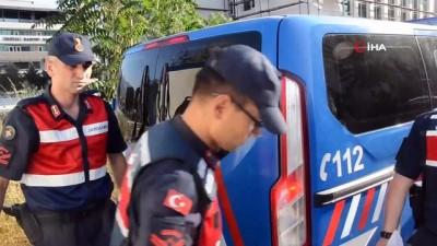 adliye binasi -  Amca-yeğenin katili tutuklandı