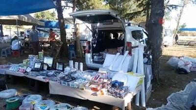 mel b -  Efsane pazara Bursa Büyükşehir Belediyesi'nden destek