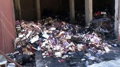 Hatay'daki patlamanın oluşturduğu tahribat gün ağarınca ortaya çıktı