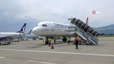 Koca Seyit'in yolcu sayısı 150 bini geçti