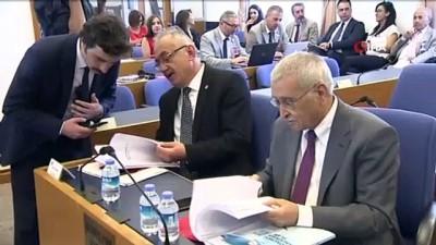 misyon -  Plan ve Bütçe Komisyonu toplandı