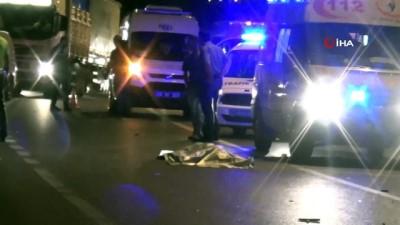 yasli adam -  Tekirdağ'da otomobil kağıt toplayıcısına çarptı: 1 ölü
