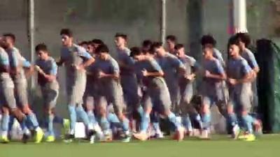 argo - Trabzonspor yeni sezon hazırlıklarını sürdürüyor