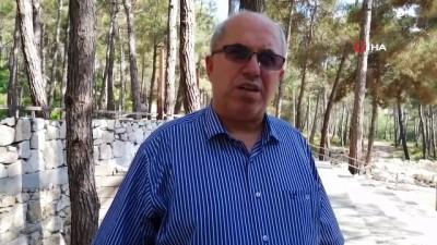 Yayladağ Belediye Başkanı Mustafa Sayın: 'Aba Güreşi'ne hizmet için ormanda tesis inşa ediyoruz'