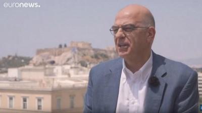 nani - Yunanistan'ın yeni Dışişleri Bakanı Dendias: Türkiye Doğu Akdeniz'in haylaz çocuğu olmayı bırakmalı