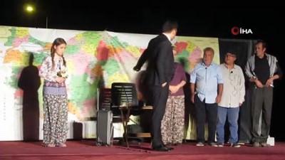 mustehcen -  Ermenek'te 'Hikaye-i Kaymakam' sahnelendi