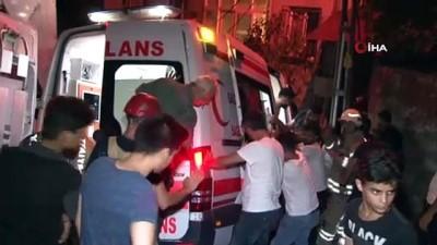 yasli adam -  Hasta almaya çalışan ambulans askıda kaldı
