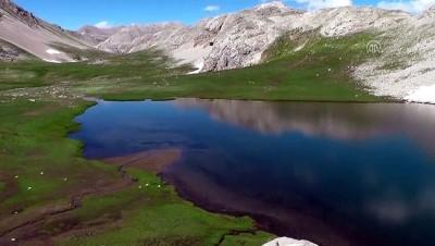 Munzur Dağları'nın saklı güzelliği: 'Kepır Yaylası' - TUNCELİ