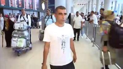 Nijerya'da kurtarılan 4 Türk'ten ikisi yurda döndü - İSTANBUL