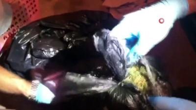 yasli adam -  Yaşlı karı kocanın evinden uyuşturucu çıktı