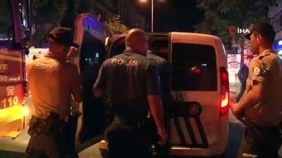 dogalgaz hatti -  Başkent'te 3 araca çarpan otomobil, dükkana girdi