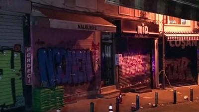 Kadıköy'de gece yarısı şüpheli paket paniği