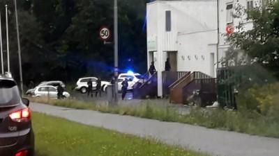 yasli adam -  - Norveç'te camide ateş açan saldırganı polisi yakaladı