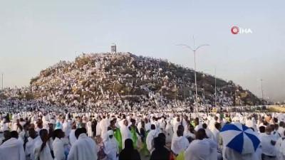 kutsal topraklar -  - Tüm Hacı Adayları Arafat'ta
