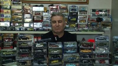 modeller -  50 bin lira harcadı 700 araba aldı